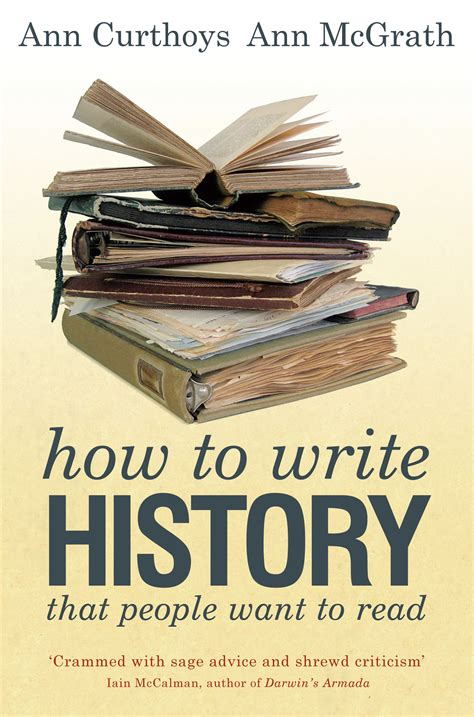 writing to be published and read books how to write history that want to read newsouth books
