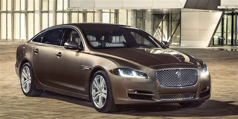Jaguar Auto 2016 by 2016 Jaguar Xj Vehicles On Display Chicago Auto