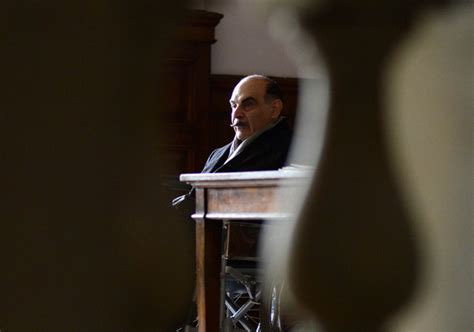 curtain hercule poirot david suchet says goodbye to poirot the actor on making