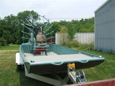 airboat builders mini airboat builder snyder airboats millersburg pa