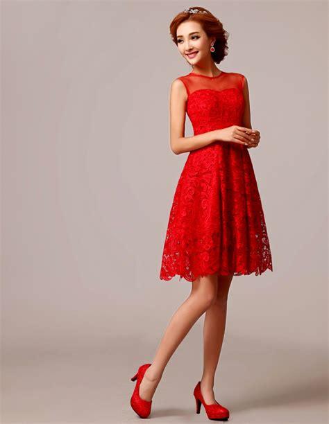 Rotes Kleid Welche Schuhe by Rotes Kleid F 252 R Einen Schicken Look Archzine Net