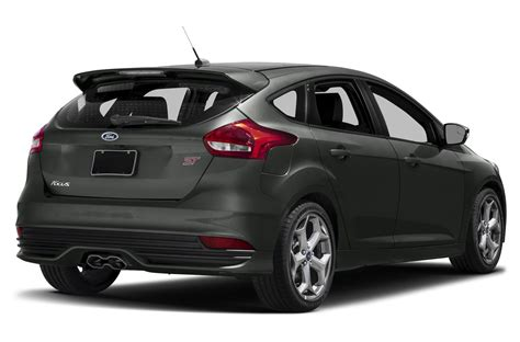ford focus 2017 hatchback new 2017 ford focus st price photos reviews safety