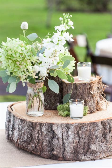 Best 25  Rustic centerpieces ideas on Pinterest   Country