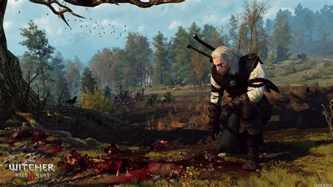 The Witcher 3 Hunt The Witcher 3 Skills Armor Systems