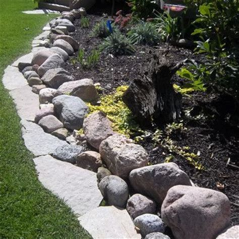 best 25 rock edging ideas on the rock says