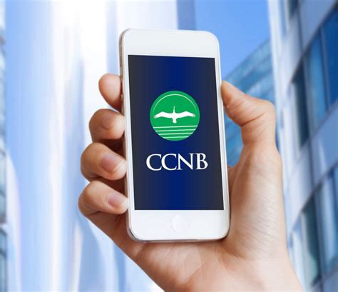 bank phone mobile banking with ccnb my ccnb