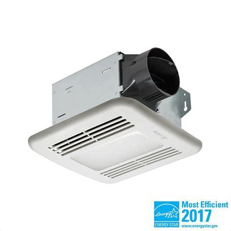 50 cfm exhaust fan nutone 50 cfm wall ceiling mount exhaust bath fan 696n