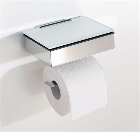 designer toilettenpapierhalter feuchtt 252 cherbox kombination weiss rollenhalter sch 246 nbeck