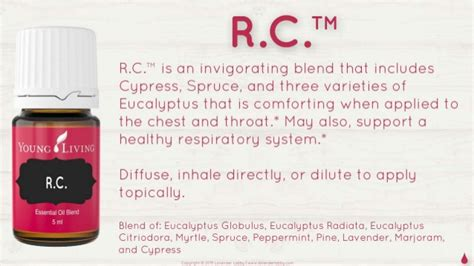Living Rc Essential living rc essential 5ml
