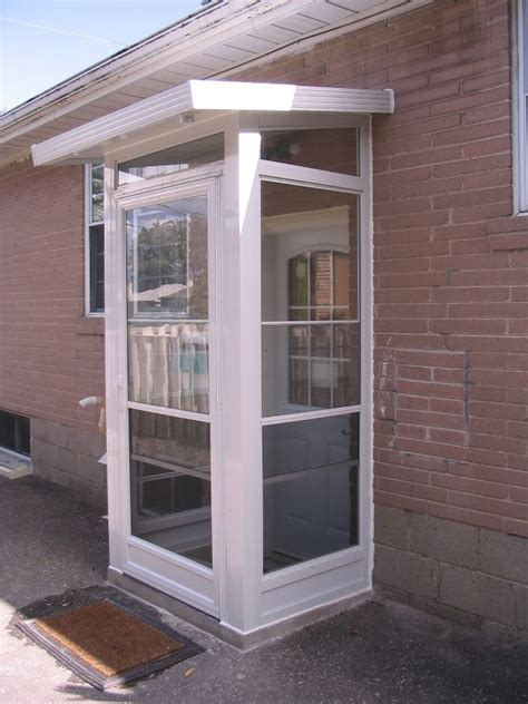 Side Doors For Houses Porch Enclosures Sepio Weather Shelters