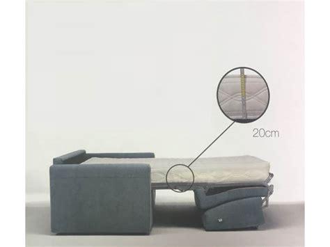 spessore materasso divano letto con materasso spessore 20 cm