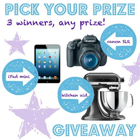 Facebook Giveaway Picker - pick your prize facebook giveaway
