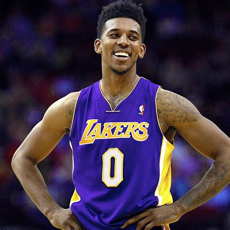 nick young nick young feels that he can beat kobe bryant in one on