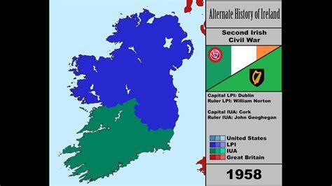 A History Of Ireland alternate history of ireland