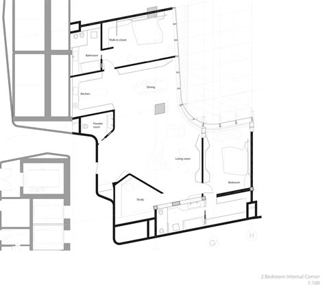 Floor Plan For Hotel by Zaha Hadid Designs Interiors For Dubai S Opus Office Tower