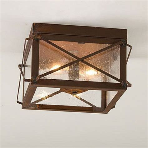 Rustic Ceiling Light Fixture Rustic Tin Ceiling Light With Folded Bars Handcrafted Fixture Made In Usa Pinterest Warm