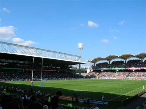 Calendrier Stade De Calendrier Au Mieux Disant Pour Le Retour Du Rugby Et Du