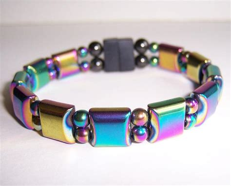Magnetic Therapy Jewelry Double Bracelets.6.5 to 11   eBay