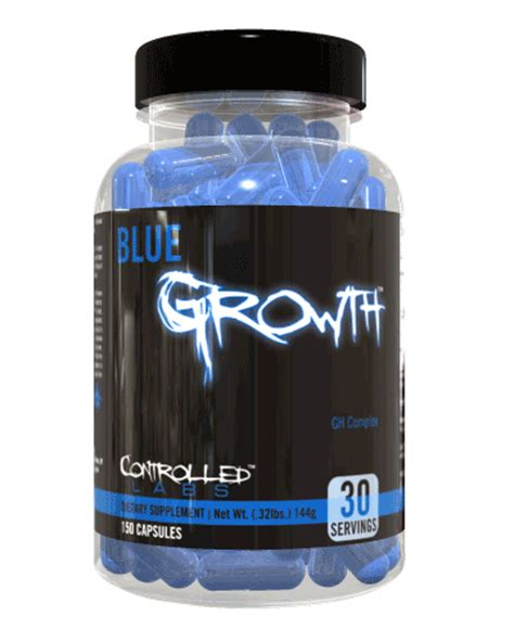 Suplemen Hgh blue growth hgh boosting complex growth
