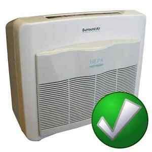 xj 3000 c surround air multi tech hepa air purifier room air cleaner 840356602486 ebay