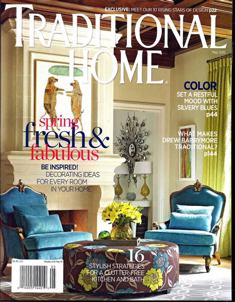 traditional house magazine traditional home magazine our designers say