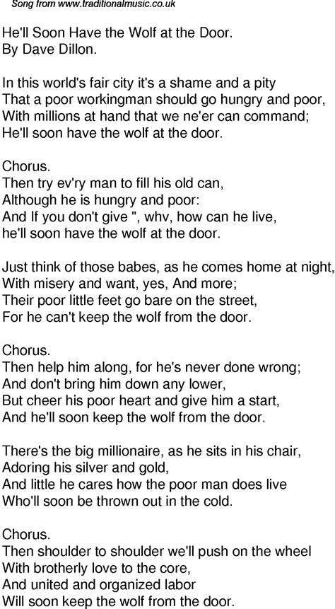 wolfe lyrics wolfe lyrics 28 images door song lyrics as png graphic