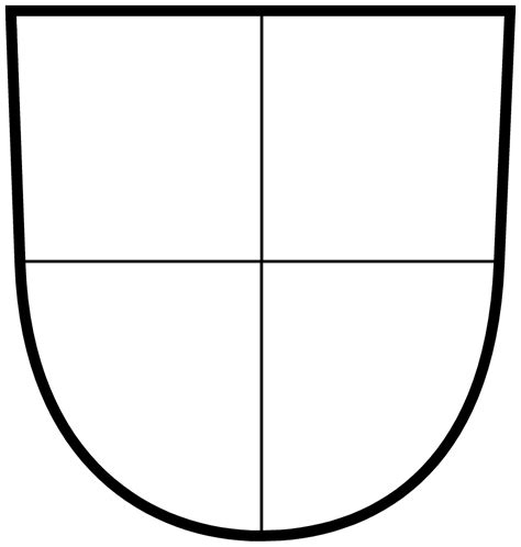 family crest template family crest outline www imgkid the image kid has it