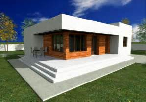 one story modern house plans single story modern house plans
