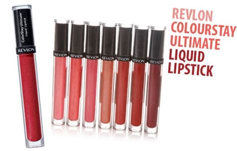 Lipstik Revlon Liquid revlon colorstay ultimate liquid lipstick in prized