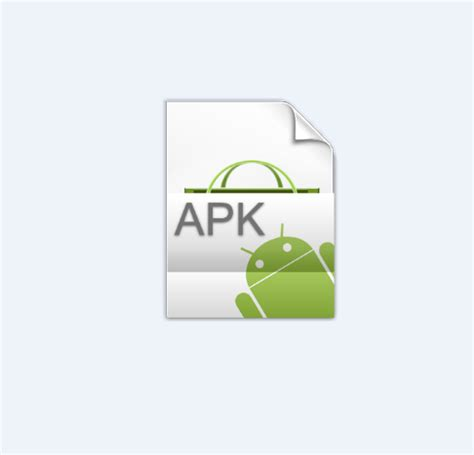 x apk android apk file icon by gabee8 on deviantart
