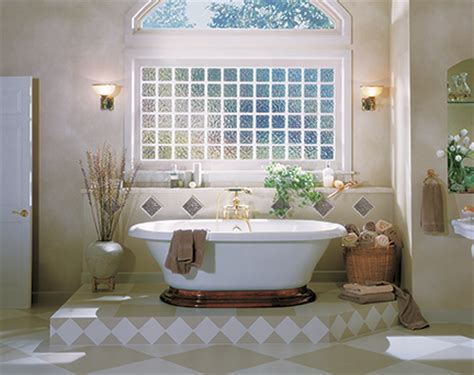 functional decorative acrylic block windows from hylite