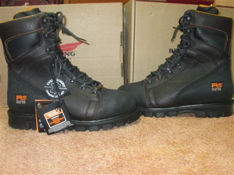 Sepatu Timberland Safety Boots 19 wing safety work boots specialist kaskus