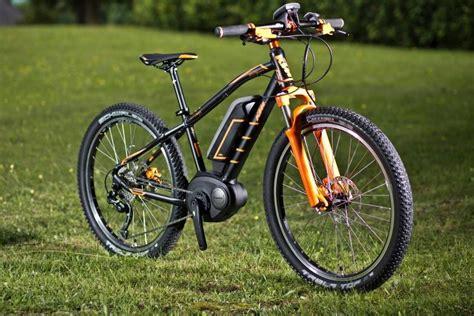 Ktm Ebike Ktm Macina Mini Me 2015 Electric Mountain Bike