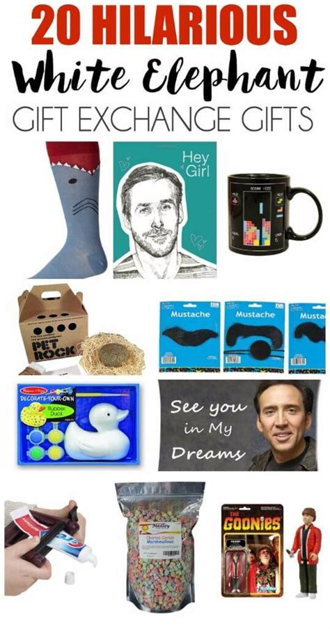 ideas for 10 dollar exchange gift hilarious white elephant gift ideas