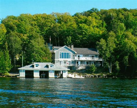 lake rosseau cottages 1000 images about lakes in canada on canada