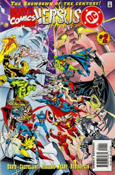 marvel versus dc vol 1 2 marvel database fandom