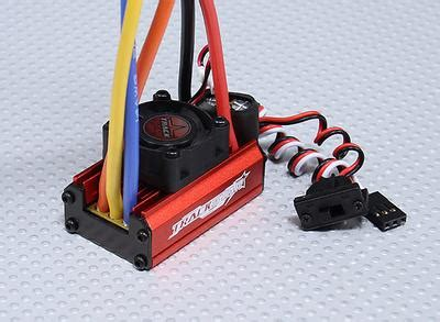 Terlaris Hobbyking Brushless Car Esc 60a W Best Sale turnigy trackstar 1 10th scale 60a car esc version 2 rcmodelscout