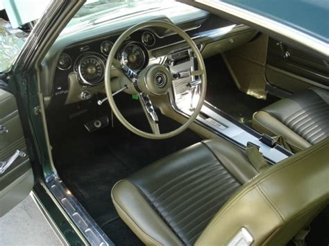 1967 mustang upholstery colors image gallery 1967 mustang gold