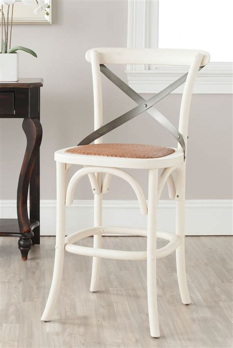 Safavieh Furniture Island Amh9505a Counter Stools Furniture By Safavieh
