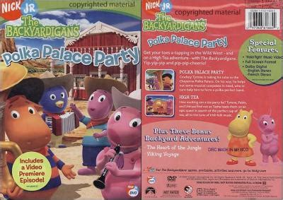 Backyardigans Polka Palace Dvd The Gallery For Gt The Backyardigans Polka Palace Dvd