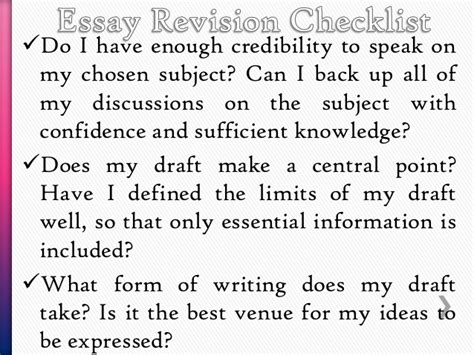 Well Chosen Can Add Credibility To An Essay post writing strategies
