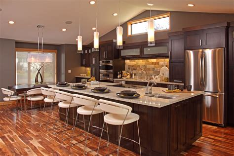 open kitchen cabinet beautiful open kitchen design mahogany wood kitchen