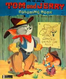 tom jerry cowboy western cartoons amp comics