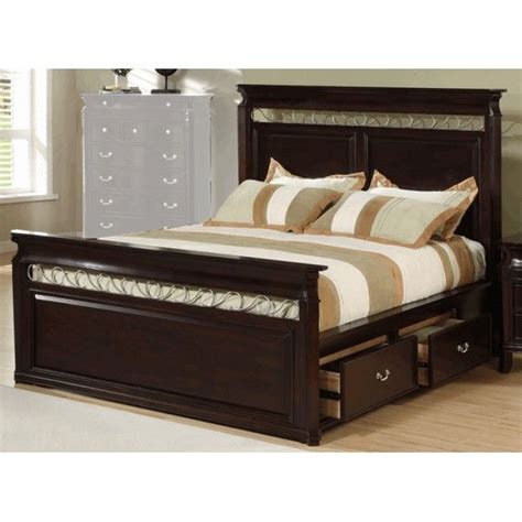 Size King Bed Frame King Size Frame Nesting Science Of