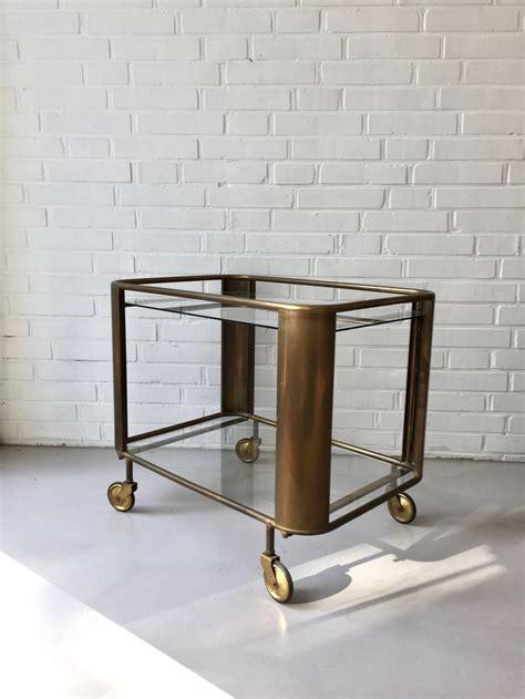 Ikea Badezimmer Wagen by Die Besten 25 Servierwagen Vintage Ideen Auf