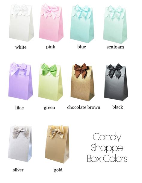 graduation goody bags graduation goody bags candy boxes set of 12