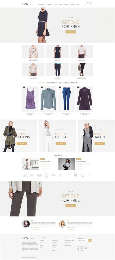 prestashop themes clothing fashion prestashop theme