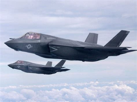 F 35 Makes A Good Hacker Target   Business Insider