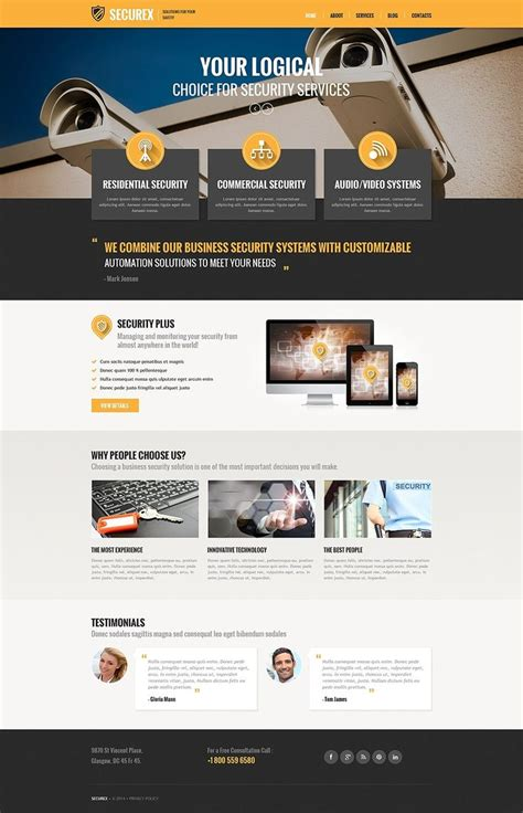 best security company 25 best ideas about security companies on