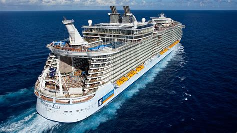 of the seas from royal caribbean luxury retail